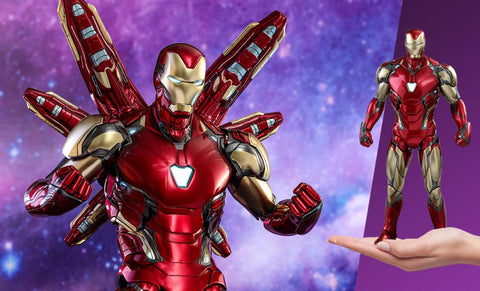 PRE-ORDER: Hot Toys Avengers Endgame: Iron Man Mark LXXXV