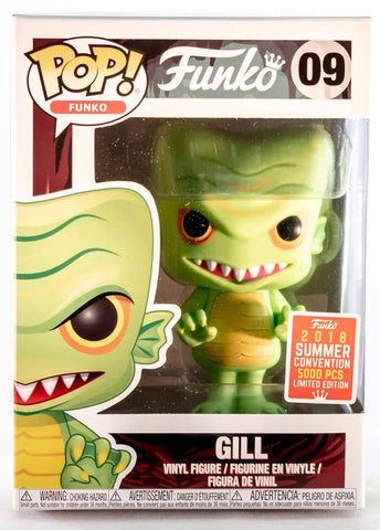 Funko Pop! Funko: Spastik Plastik Gill #09 2018 Summer Convention Exclusive
