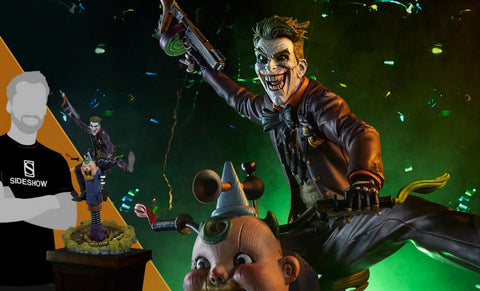Sideshow Collectibles The Joker Premium Format Figure