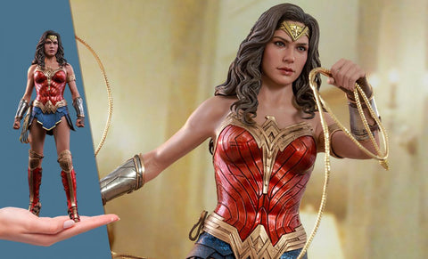 PRE-ORDER: Hot Toys Wonder Woman Sixth Scale Figure
