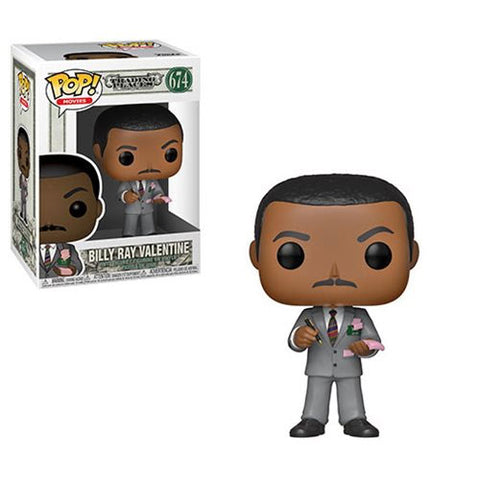 Funko Pop! Movies: Trading Places Billy Ray Valentine #674