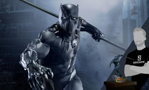 PRE-ORDER: Sideshow Collectibles Black Panther 1/5 Scale Statue