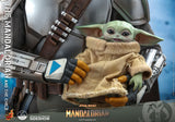 PRE-ORDER: Hot Toys The Mandalorian and The Child Quarter Scale Collectible Set