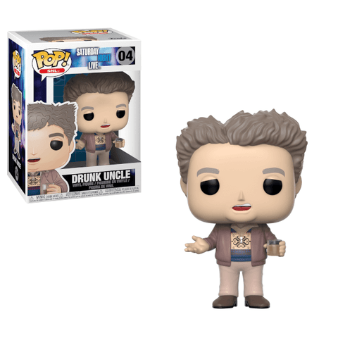 Funko Pop! Television: SNL: Drunk Uncle #04