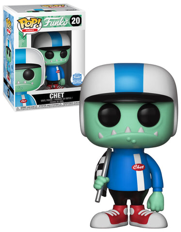 Funko Pop! Funko: Chet #20 Funko Shop Excclusive