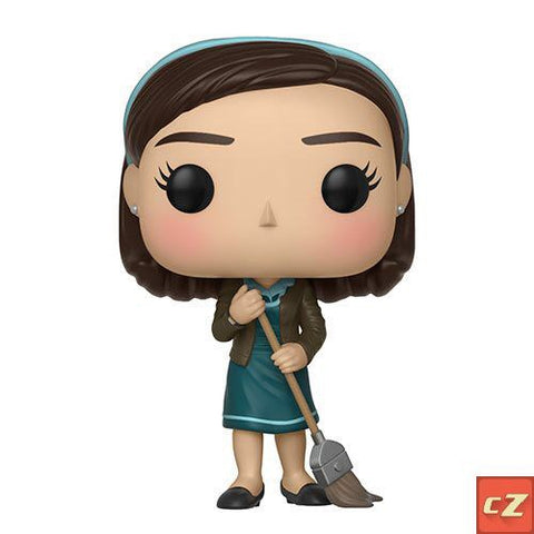 PRE-ORDER: Funko Pop! Movies: Shape Of Water Elisa with Broom - CollectorZown