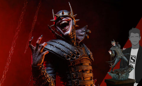 PRE-ORDER: Sideshow Collectibles The Batman Who Laughs Premium Format Figure
