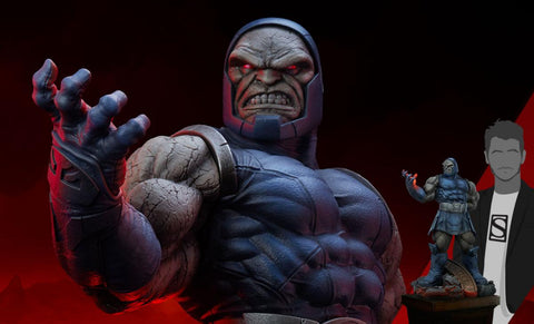 PRE-ORDER: Sideshow Collectibles DC Comics Darkseid Maquette
