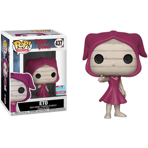 Funko Pop! Animation: Tokyo Ghoul Eto #437 Fall Convention Exclusive
