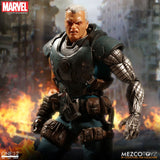 MezcoToyz One:12 Collective Marvel: Cable Action Figure