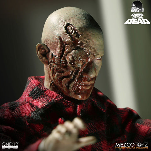 MezcoToyz One:12 Dawn of the Dead Boxed Set Figure