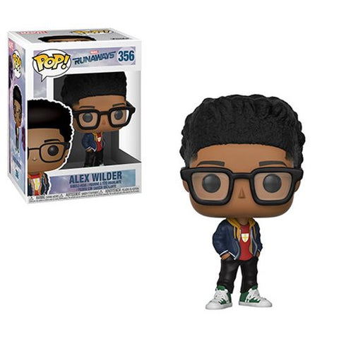 Funko Pop! Marvel: Runaways Alex Wilder #356