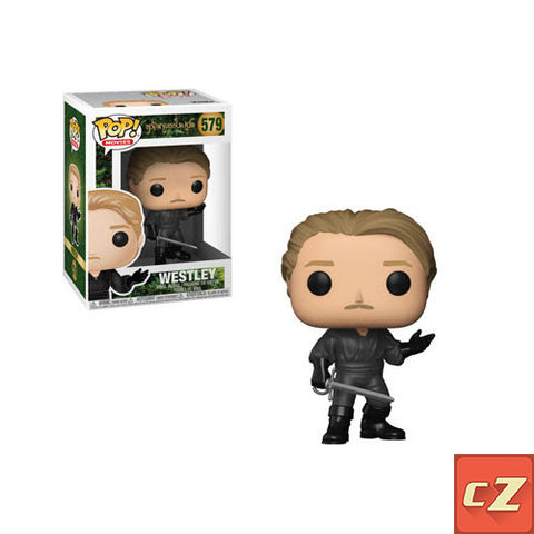 Funko Pop! Movies: The Princess Bride Westley #579 - collectorzown
