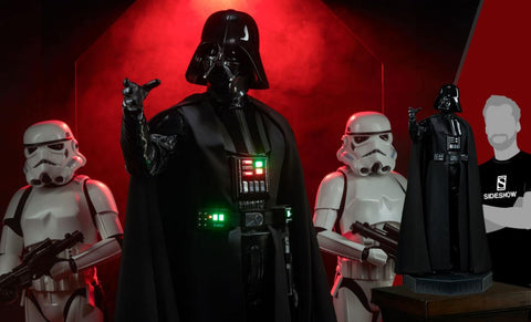 Sideshow Collectibles Darth Vader Legendary Scale Figure