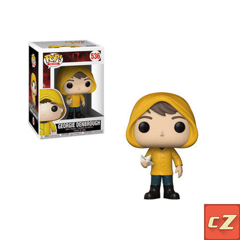 Funko Pop! Movies: IT Georgie Denbrough #536 *New In Box* - CollectorZown