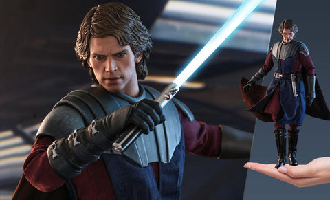 PRE-ORDER: Hot Toys Anakin Skywalker Sixth Scale Figure