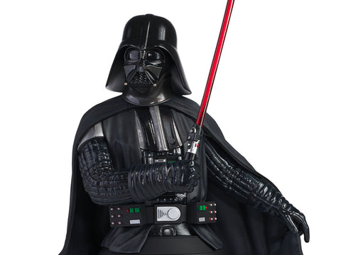 PRE-ORDER: Gentle Giant Star Wars: A New Hope Darth Vader 1:6 Scale Mini-Bust