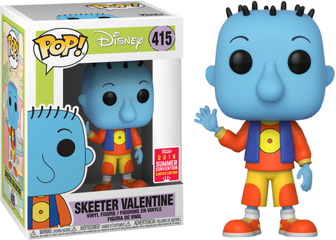 Funko Pop! Disney: Skeeter Valentine #415 Summer Convention Exclusive