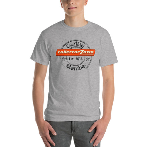 Collectorzown Cantina Member Exclusive T-Shirt - 3XL-5XL