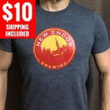 Star Wars inspired New Endor Brewing Logo T-Shirt - collectorzown