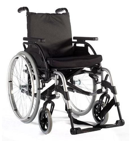Breezy BasiX2 Wheelchair - MCMedicals