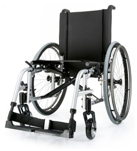 Quickie 2 Family Folding Wheelchair - MCMedicals