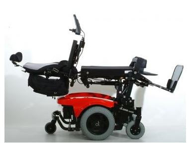 Electric Standing Wheelchair Combi - MCMedicals  - 2