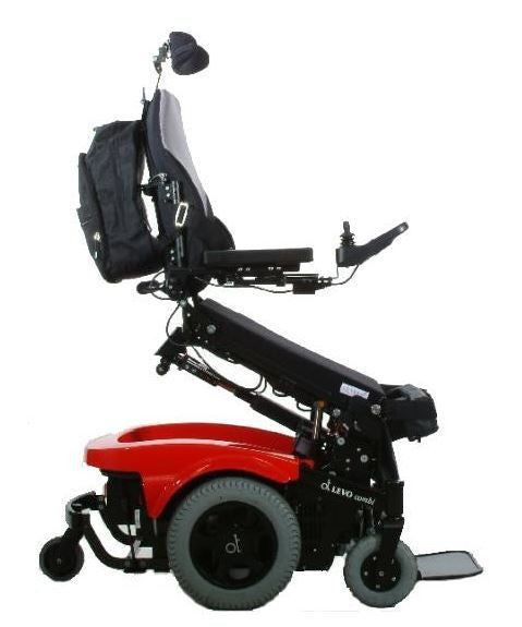 Electric Standing Wheelchair Combi - MCMedicals  - 1