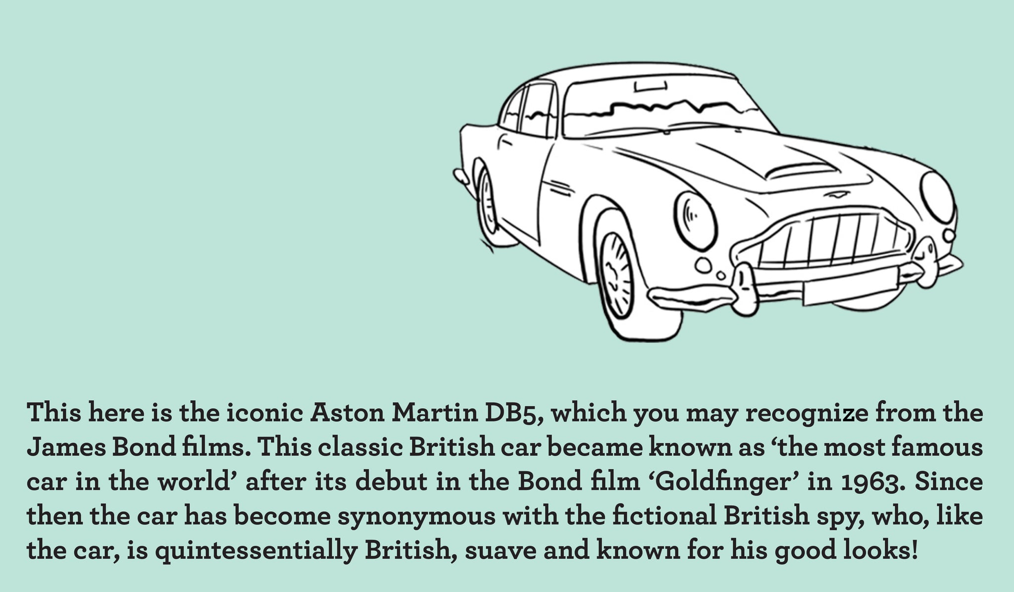 aston martin facts for kids