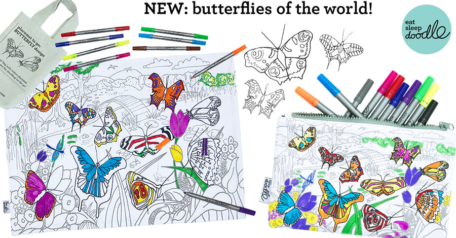 bet butterfly gifts for kids