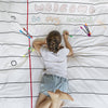 customizable duvet cover from eatsleepdoodle