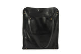 Black tote bag - ,Maruu Leather
