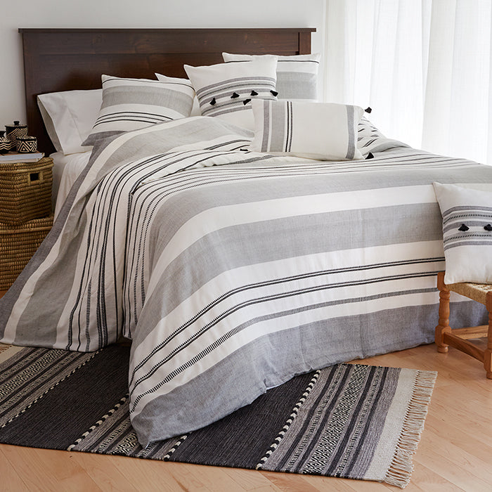 Bengali Strip Queen Size Duvet
