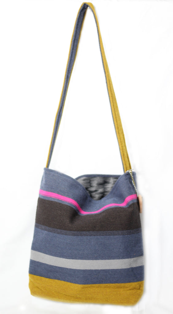 Gathering Hearts for Honduras Crossbody Bag