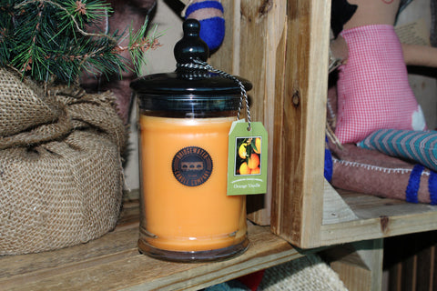 Bridgewater Candle - Orange Vanilla