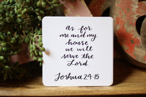 Home Prayer Scripture Cards