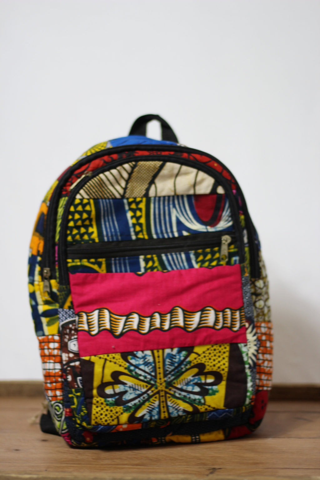 African Backpack