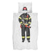 Firefighter Duvet Cover & Sham - Twin