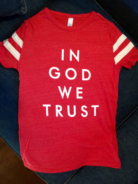 In God We Trust Shirt