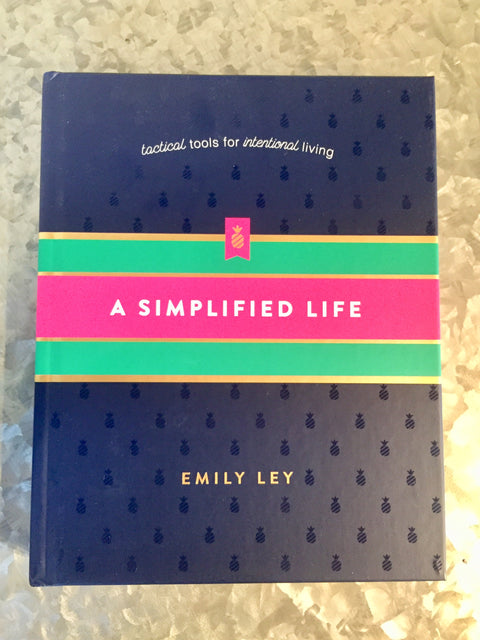 A Simplified Life Book