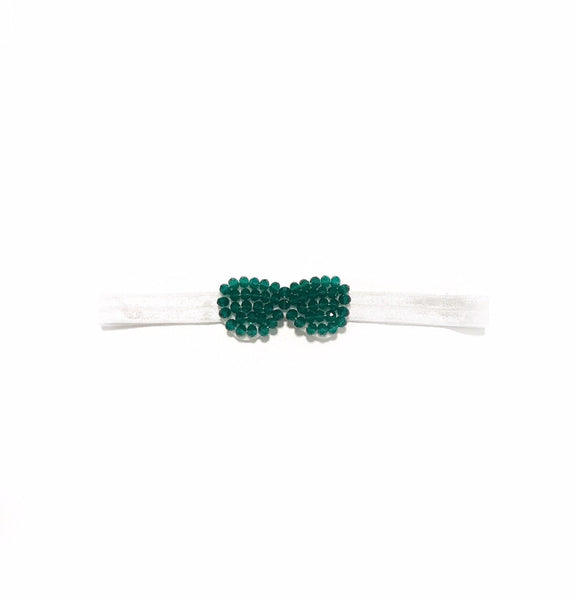 Gia Green Headband
