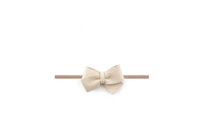 Fannie Newborn Bow