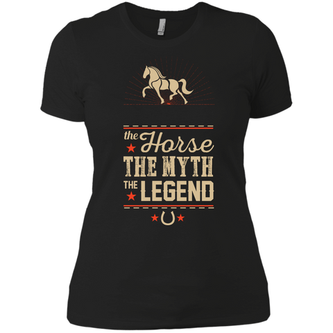 Horse - The Legend Woman's T-Shirts*