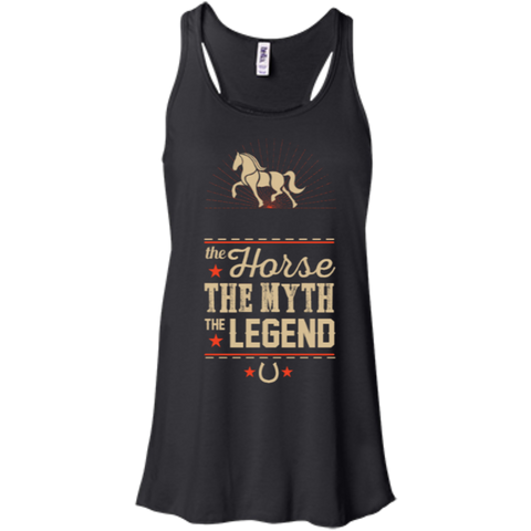 Horse - Legend TANK TOPS