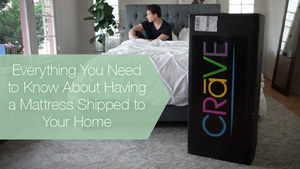 Everything You Need to Know About Having a Mattress Shipped to You