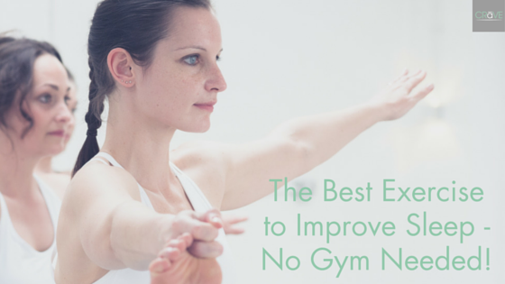 The Best Exercise to Improve Sleep — No Gym Needed!