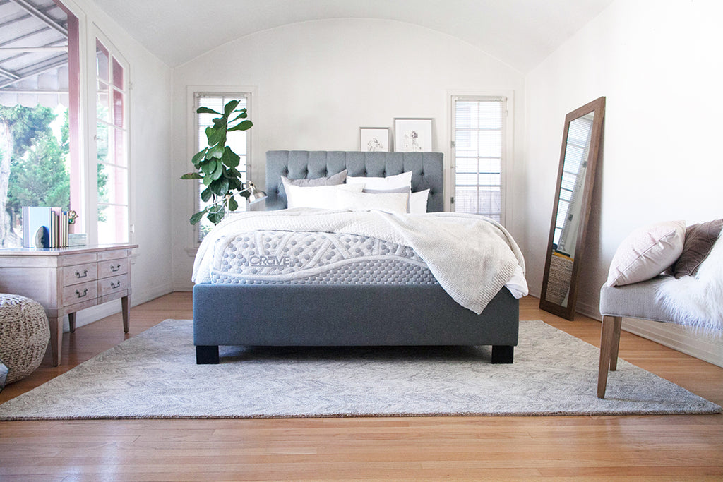 Crave Mattress - Get the best night of sleep you've ever had on a Crave. Ships to your house. Satisfaction guaranteed.