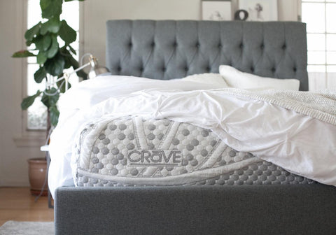 Crave delivers inexpensive mattress