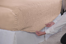 Peach Bed Tite Sheet Set