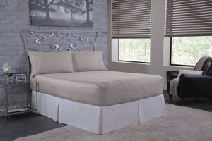 Silver Bed Tite Sheet Set